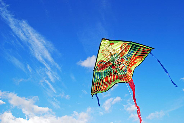 Top 10 Folk Arts in China-Kite