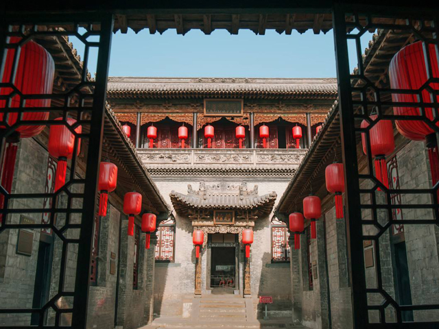 Top 10 Manor in China