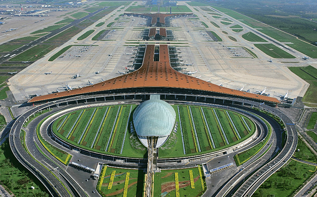 Top 10 Airports In China-Beijing Capital International Airport