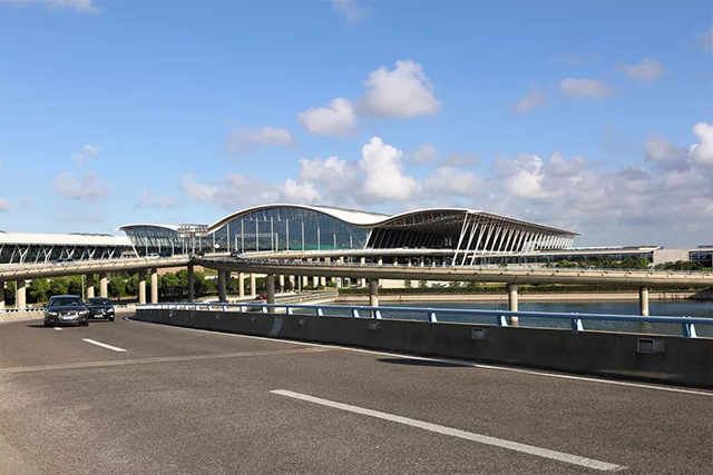 Top 10 Airports In China-Shanghai Pudong International Airport