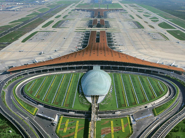 Top 10 Airports In China