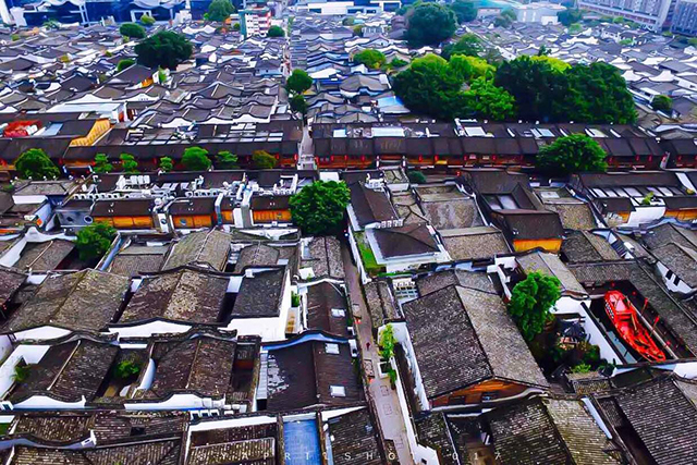 Top 10 Historical And Cultural Streets in China-Fuzhou Sanfang Qixiang