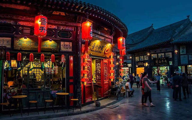 Top 10 Historical And Cultural Streets in China-Pingyao South Street