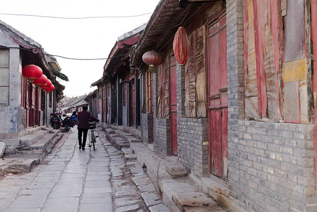 Top 10 Historical And Cultural Streets in China-Qingzhou Zhaode Ancient Street
