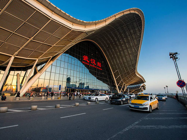Top 10 Most Beautiful Railway Stations in China