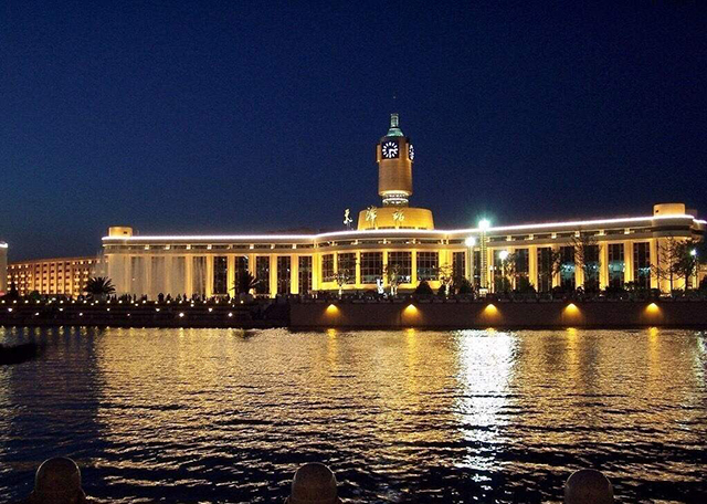 Top 10 Most Beautiful Railway Stations in China-Tianjin Railway Station