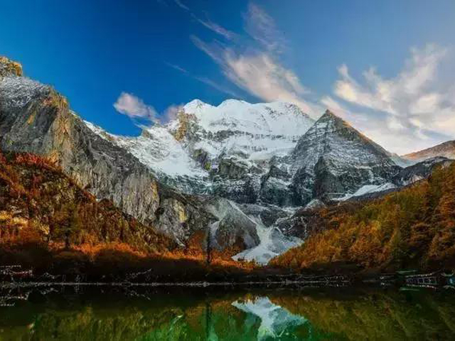 Top 10 Most Beautiful Snow Mountains in China