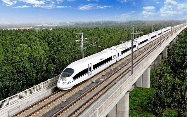 Top 20 Super Projects in China-Beijing-Shanghai high-speed railway