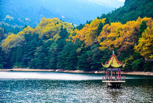 The Four Summer Resorts in China-Lushan
