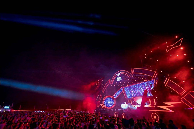 Top 10 Famous Music Festivals in China-Beishan Music Festival