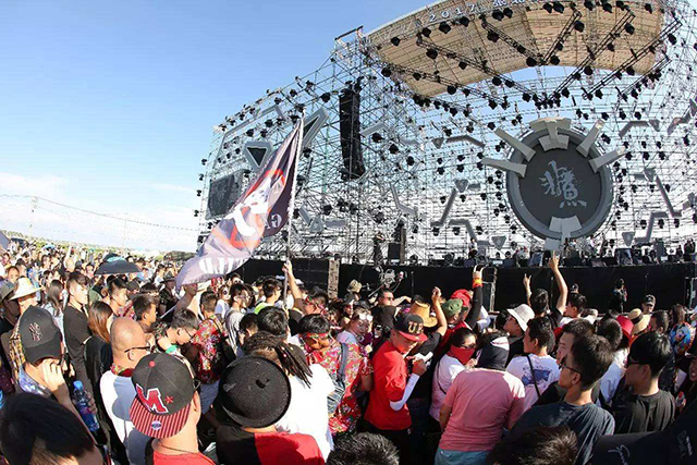 Top 10 Famous Music Festivals in China-Zhangbei Grassland Music Festival
