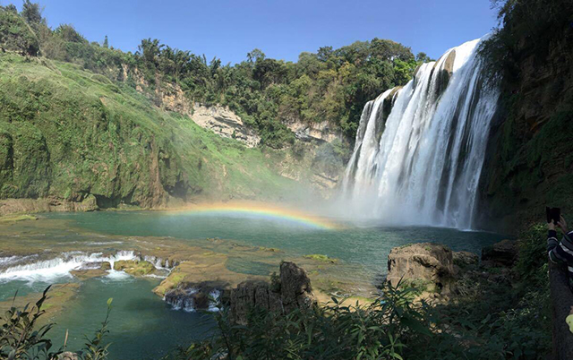 China's Top Ten Waterfalls-Guizhou Chishui Waterfall