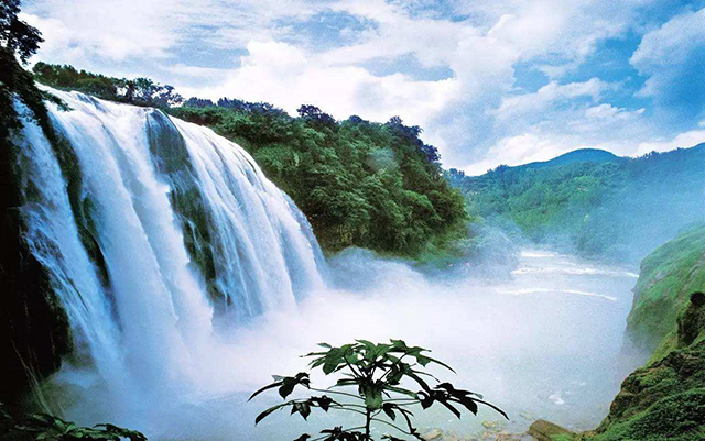 China's Top Ten Waterfalls-Guizhou Huangguoshu Waterfall