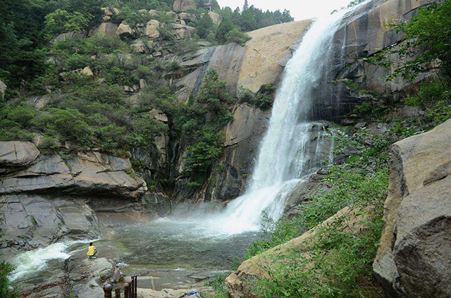 China's Top Ten Waterfalls-Sichuan Aba Muni Zhaga Waterfall