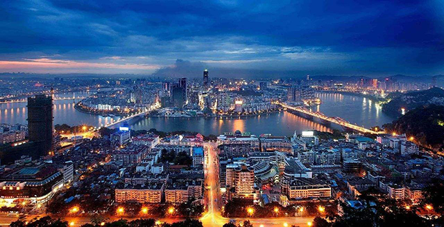 China's Richest Cities List In 2019