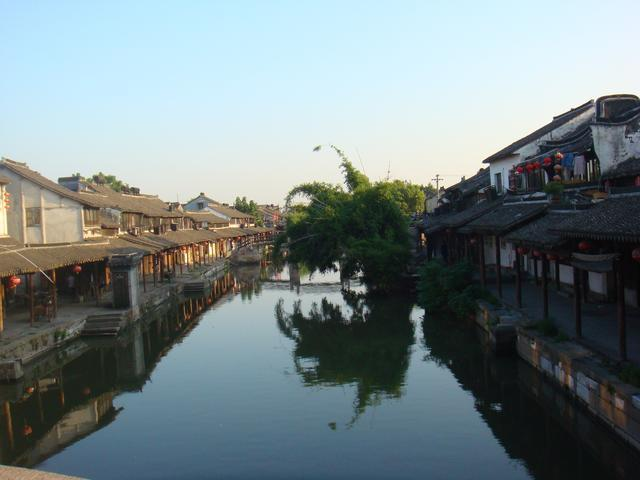 Top 10 Love Holy Places in China-Xitang Ancient Town