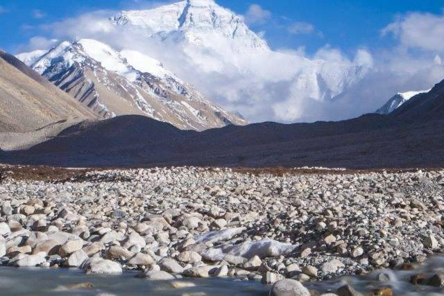 Top 10 Snow Scenes in China-Everest Base Camp