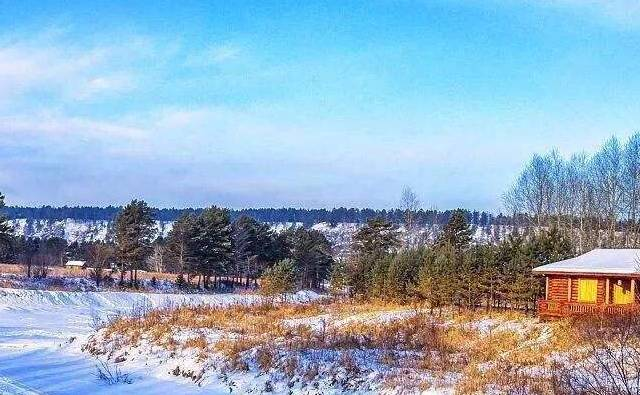 Top 10 Snow Scenes in China-Heilongjiang Mohe