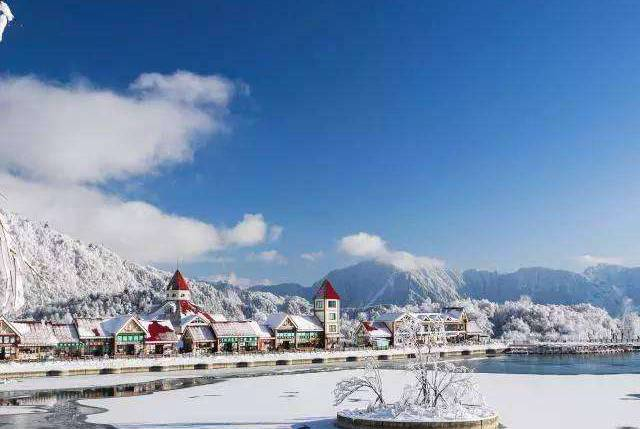 Top 10 Snow Scenes in China-Xiling Snow Mountain