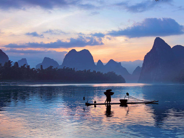 China's Four Natural Wonders