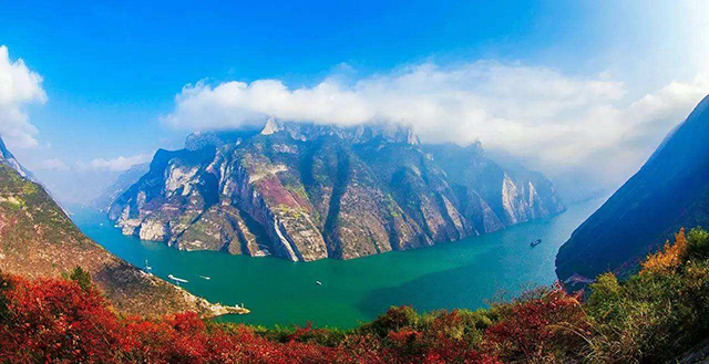 China's Four Natural Wonders-Yangtze River Three Gorges
