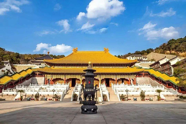 Four Famous Mountains of Buddhism in China-Putuo Mountain