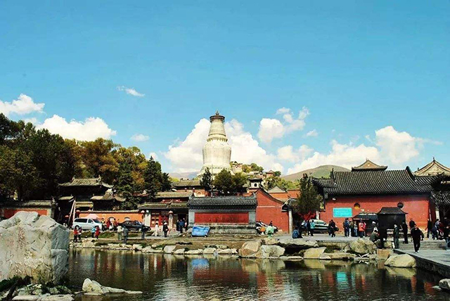 Four Famous Mountains of Buddhism in China-Wutai Mountain