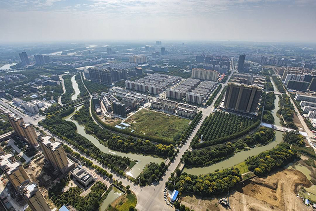 China's Top 10 County Population Rankings-Yingshang County