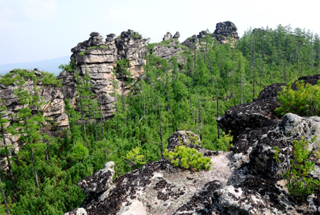Top 10 Tourist Attractions in Heilongjiang-Jiangmohe Geopark