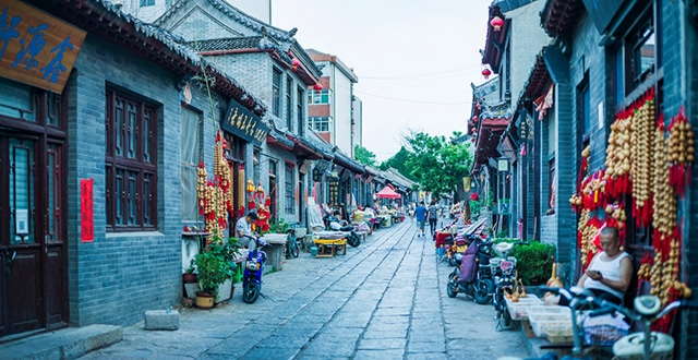 Top 10 Historical Streets in China-Qingzhou Zhaode Old Street
