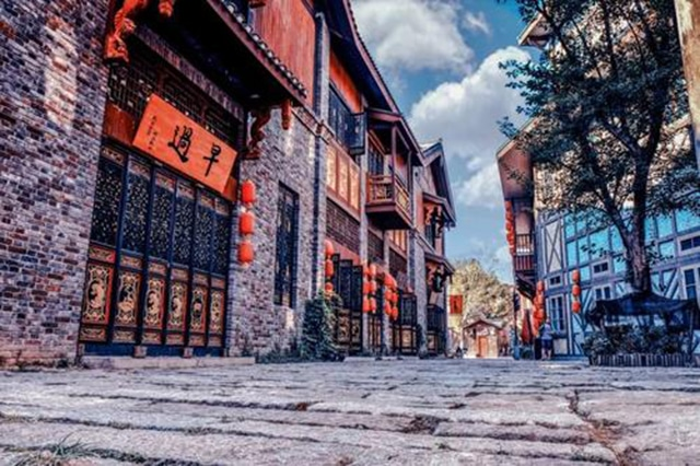 Top 10 Historical Streets in China-Wuhan Changdi Street