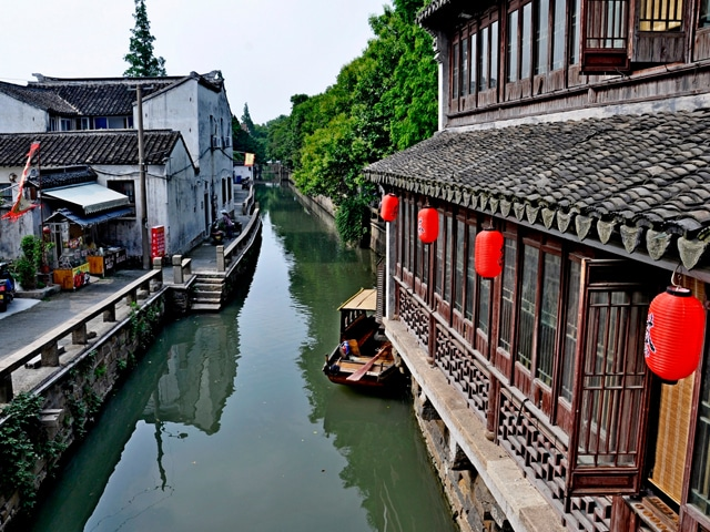 Top 10 Historical Streets in China