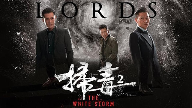 2019 Chinese Box Office Rankings-The White Storm 2