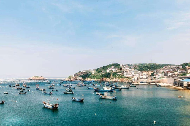 Four Major Fishing Grounds in China-Southern coastal fishing grounds