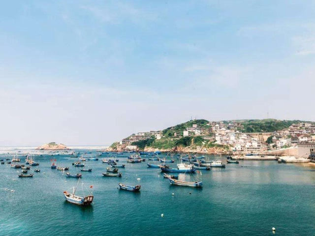 Four Major Fishing Grounds in China