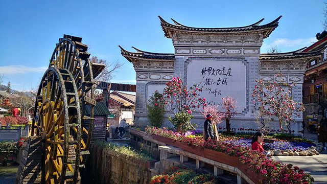 The Top 10 Tourist Attractions In China-lijiang