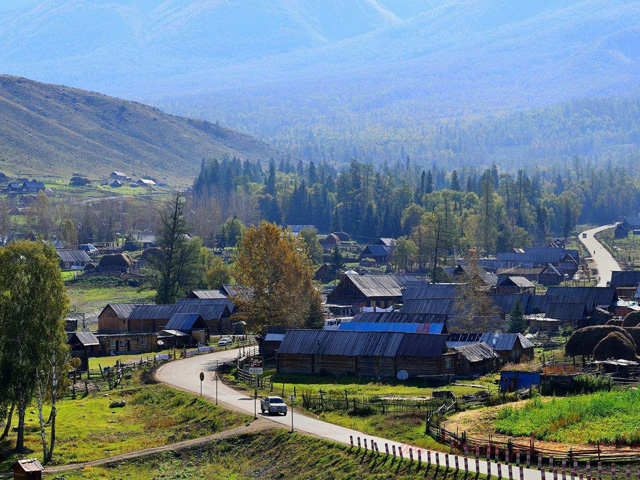 Top Ten Most Beautiful Villages in China