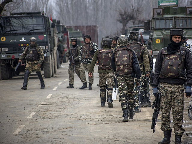 Events and Development of China-India Border Conflict in 2020-indian soldiers