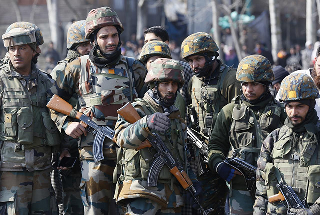 Events and Development of China-India Border Conflict in 2020-indian soldiers2
