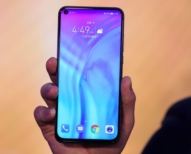 The 10 Best-selling Phones in China in 2019-Honor V20