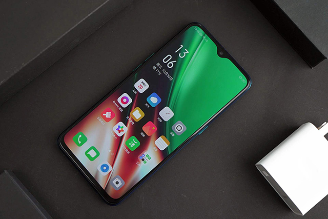The 10 Best-selling Phones in China in 2019-OPPO K5