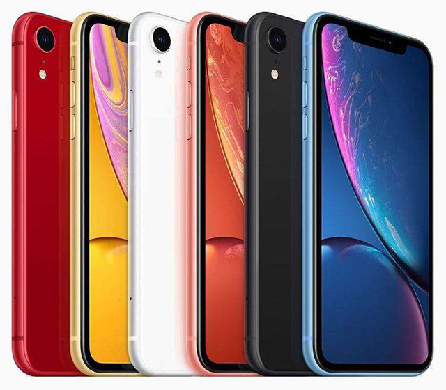 The 10 Best-selling Phones in China in 2019-iphone xr