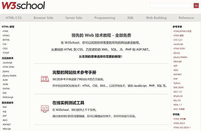 Top 10 Technology Communities in China-W3School